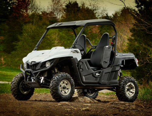 New Yamaha Wolverine R-Spec Side x Side Introduced