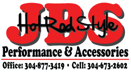 JBS Performance Retina Logo